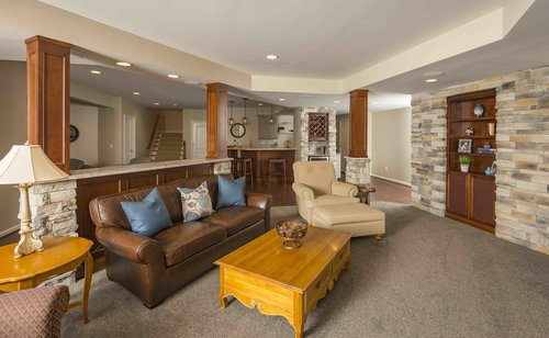 Cincinnati+Basements+and+Lower+Level+Remodel+Ideas+and+Photos