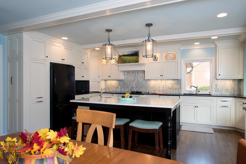 Cincinnati+Traditional+Kitchen+Remodel+Ideas+and+Photos