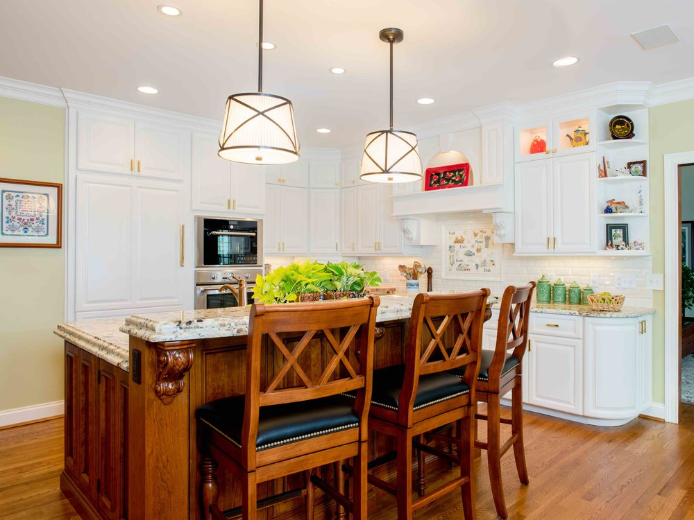 Traditional+Cincinnati+Kitchen+Remodel+Ideas+and+Photos