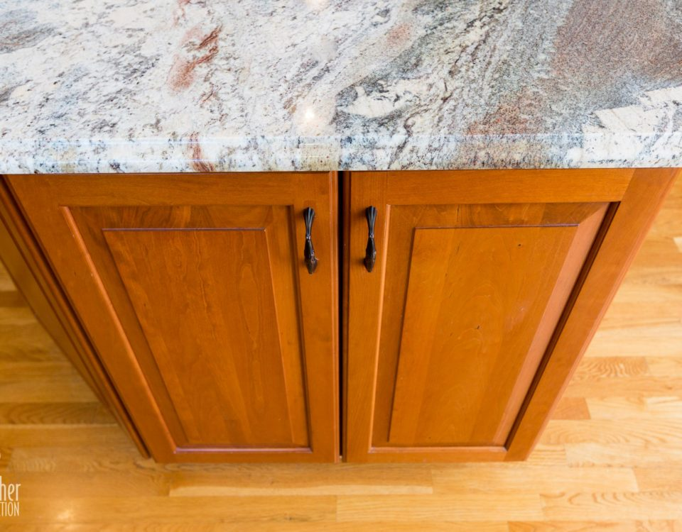 countertop edge profile